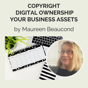 BLOG MAUREEN BEAUCOND
