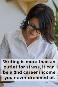 writing can be a lucrative 2nd career