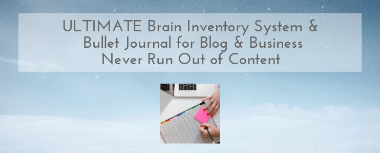 ULTIMATE Brain Inventory- 742x298