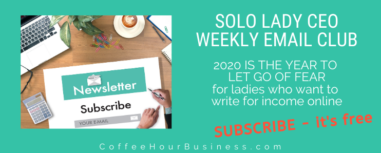 solo-lady-ceo-weekly-email-tips